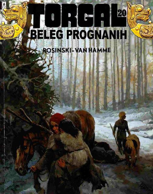 Beleg prognanih - Thorgal