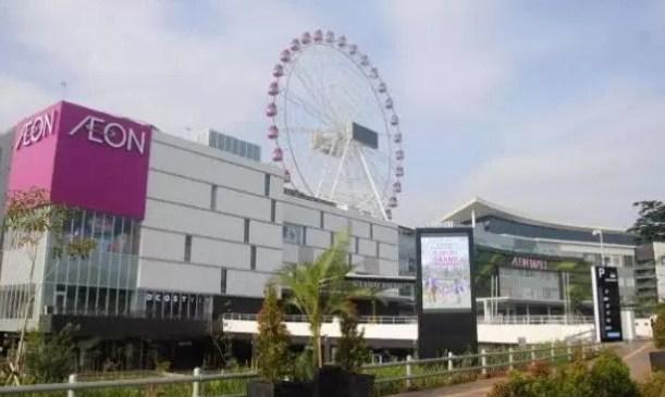 Wisata Di Cakung AEON Mall Yang Seru Banget
