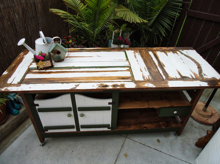 Old Door Table - SOLD