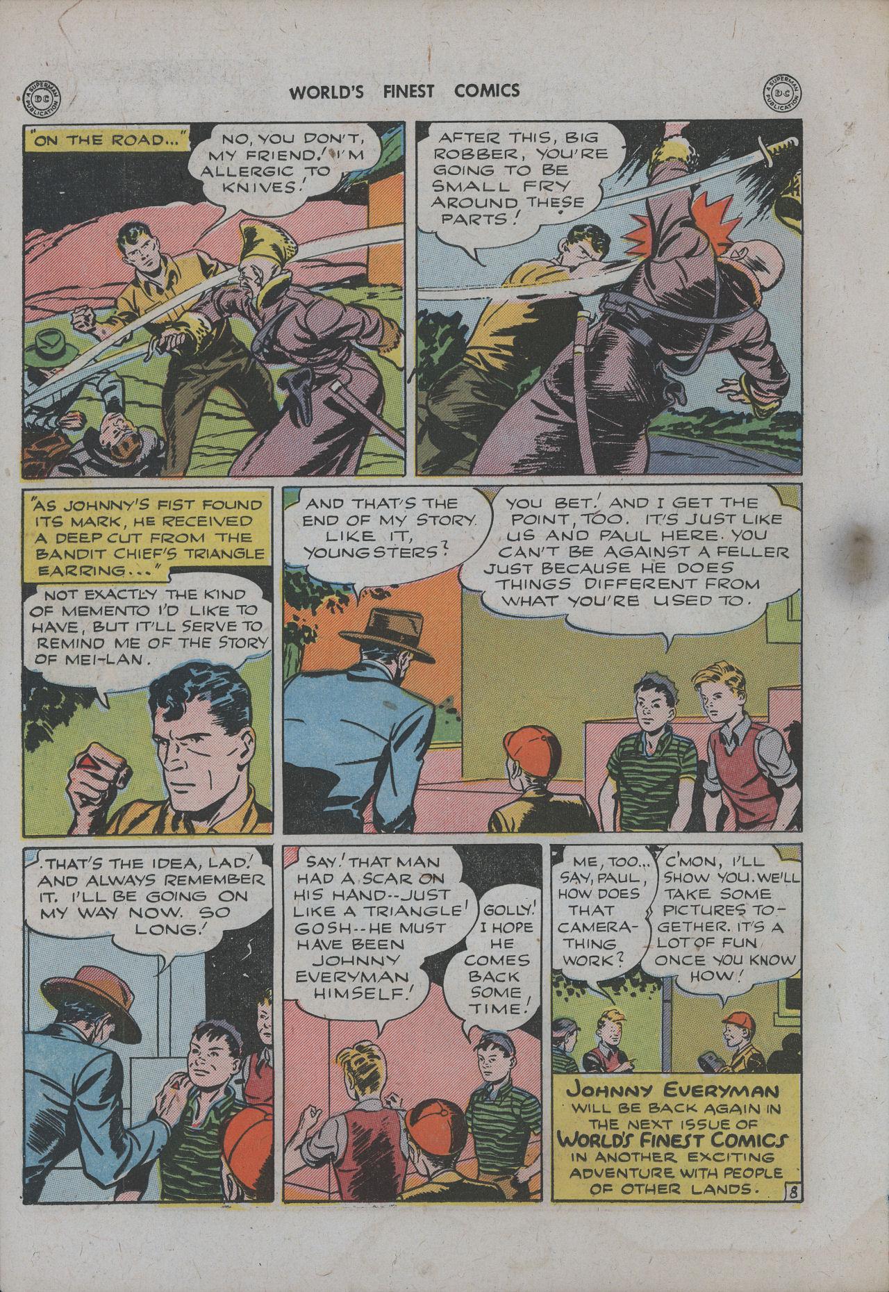 Read online World's Finest Comics comic -  Issue #15 - 69