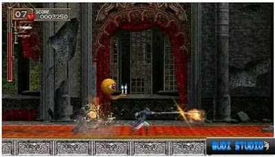 Castlevania: The Dracula X Chronicles PPSSPP