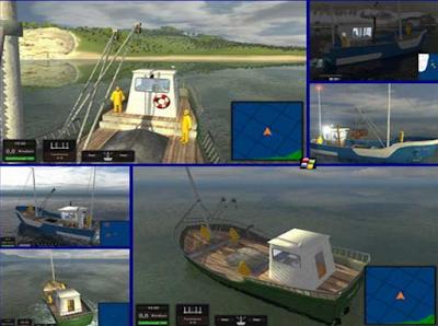 模擬海上釣魚(Open Sea Fishing The Simulation),讓人上癮的釣魚運動遊戲!