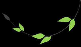 Leaf Frame Border 1, Leaf Clipart