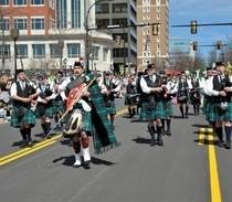 Ireland on parade
