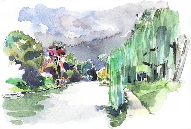 Les Bords de Marne, Le Perreux sur Marne