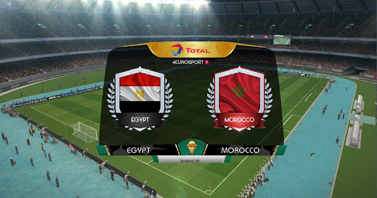 SCOREBOARD AFRICA CUP AND NATIONS BY G-STYLE