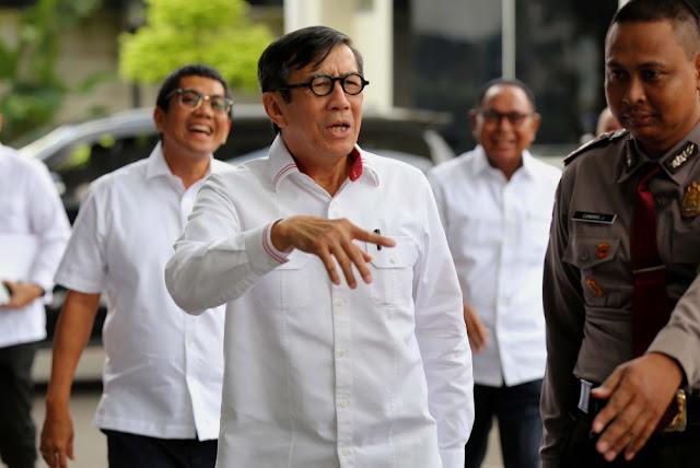 Jokowi Beri Remisi Pembunuh Wartawan, Yasonna: Enggak Muat Itu Lapas Kalau Gak Ada Remisi