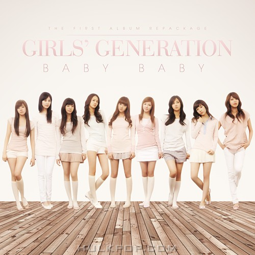 Girls' Generation – BABY BABY (Repackage Album) (FLAC + ITUNES PLUS AAC M4A)
