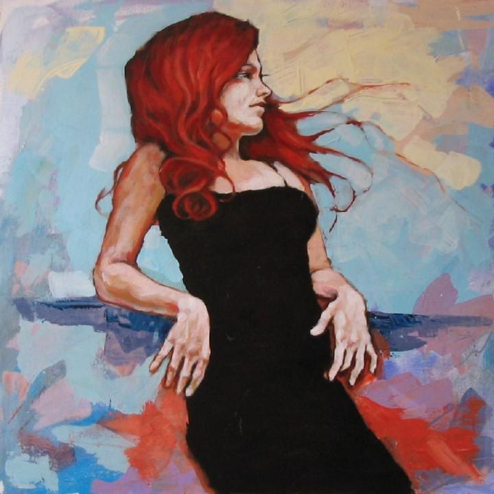 Энергичные картины художницы Renata Domagalska 5