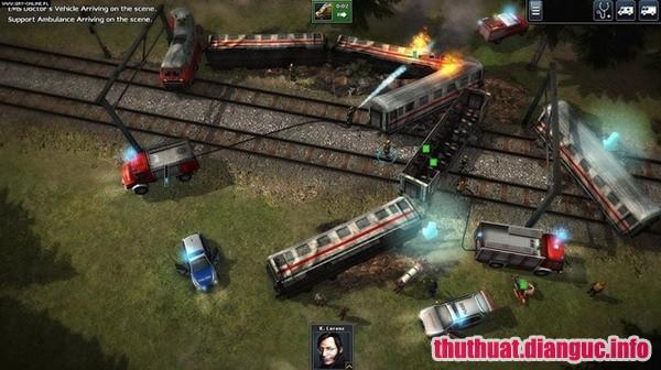 game mô phỏng lính cứu hỏa