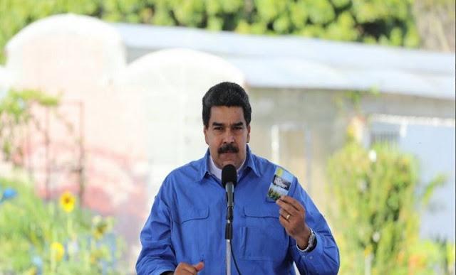"""""""25 años y sin beneficios"""", la condena que propuso Maduro para quienes roben alimentos"""