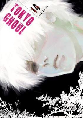 Sui Ishida - Tokyo Goul t.14