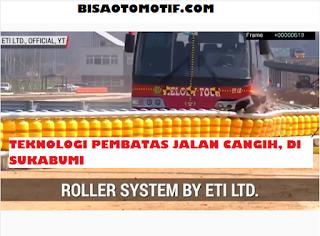 Roller Barier di Sukabumi