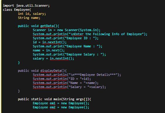 Java Solution Exam Oriented - Tech School