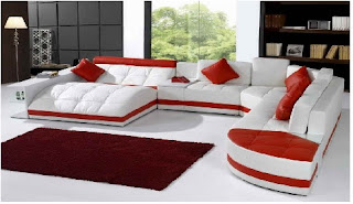 Sectional Sofa Rumah Minimalis