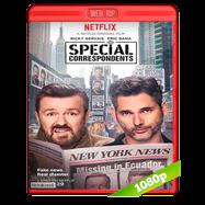 Corresponsales especiales (2016) WEBRip 1080p Audio Dual Latino-ingles