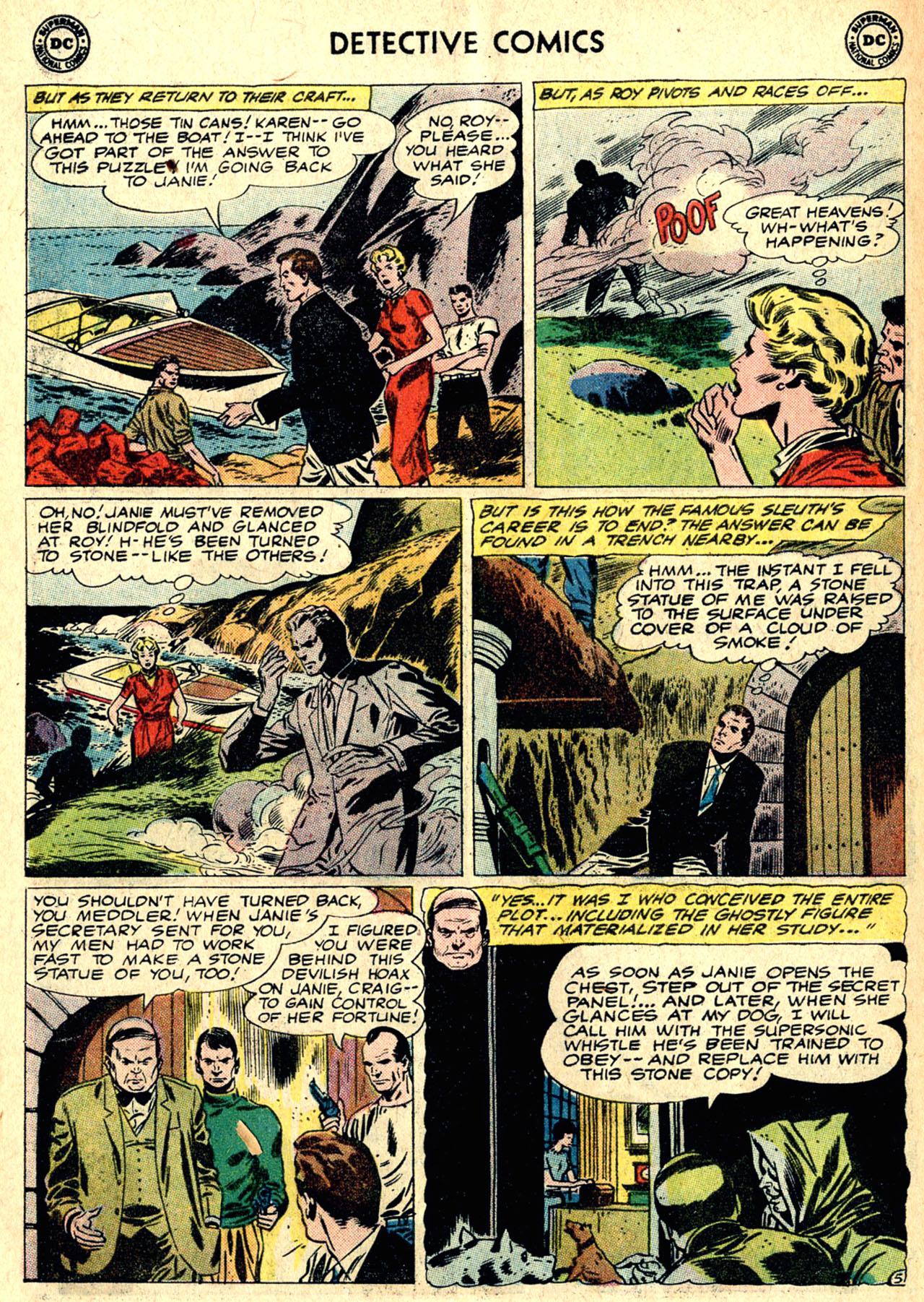 Detective Comics (1937) 288 Page 21