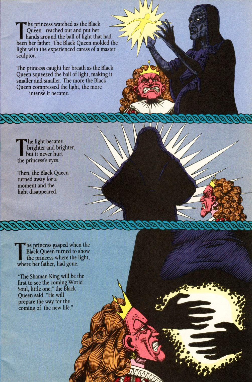 Read online Animal Man (1988) comic -  Issue #87 - 4