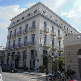 ξενοδοχείο ΡΕΞ στην Καλαμάτα