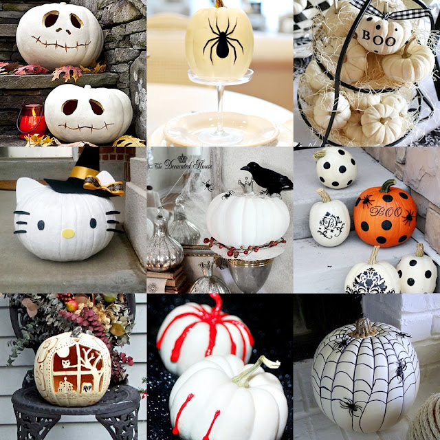 pop culture and fashion magic halloween pumpkins carving and decorating ideas. Black Bedroom Furniture Sets. Home Design Ideas