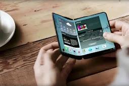Peluncuran Ponsel Layar Lipat Akan Ditunda Samsung