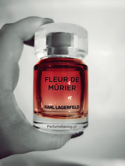 fleur de murier karl lagerfeld perfumy