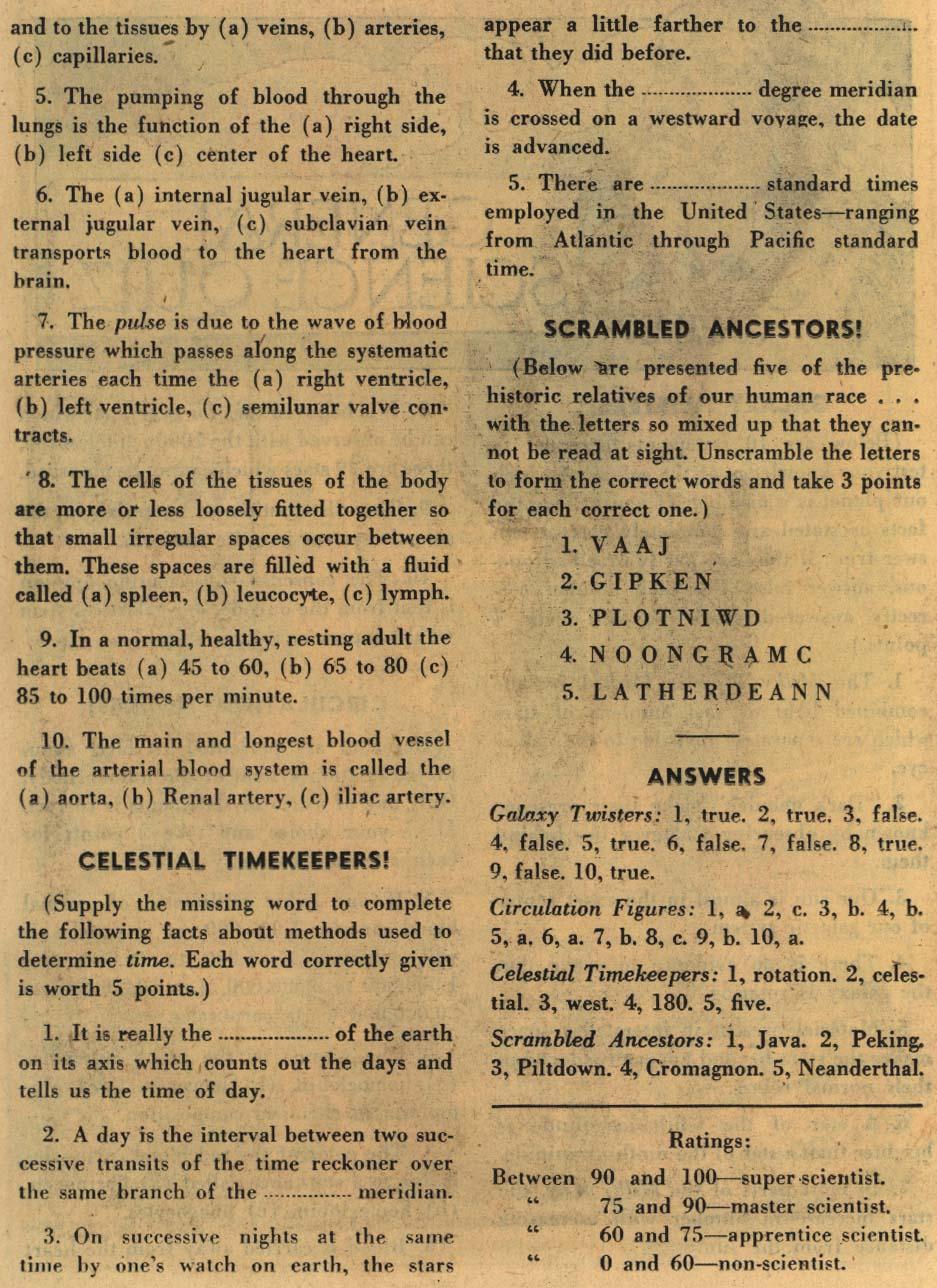 Strange Adventures (1950) issue 11 - Page 38