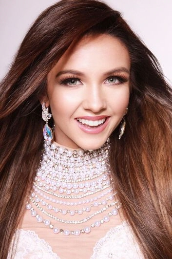Miss Teen USA 2018 Candidates Contestants Delegates New Mexico Madison Turner