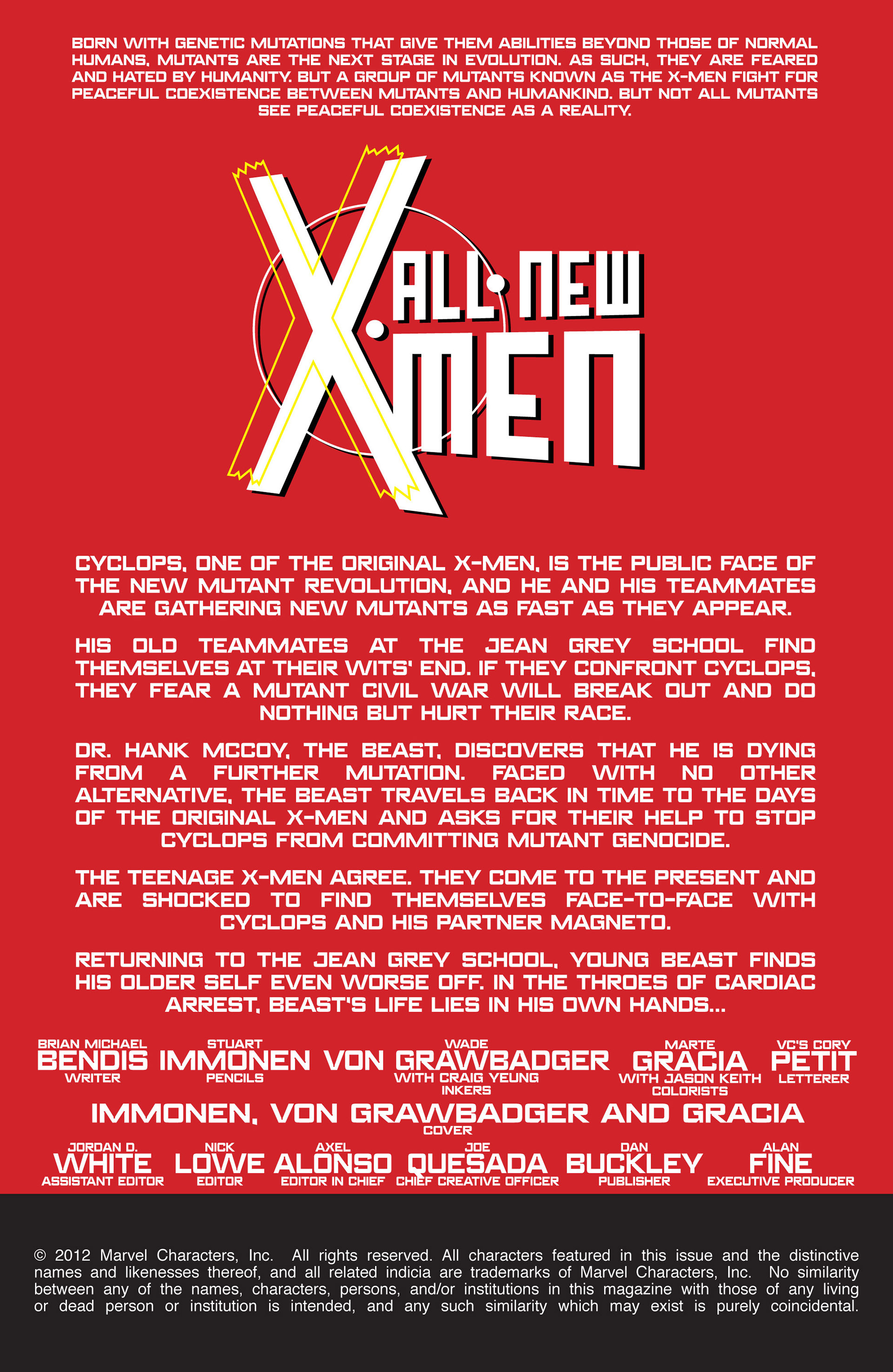 Read online All-New X-Men (2013) comic -  Issue #5 - 2