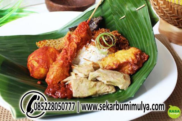 Resep Nasi Buk Madura | deDaun Bumbu Bubuk