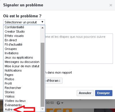 فك الحظر على مدونة بلوجر في فيسبوك