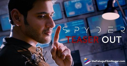 Spyder Full Movie Download, Spyder (2017) Tamil HQ DVDScr 720p x264 MP3 1.4GB