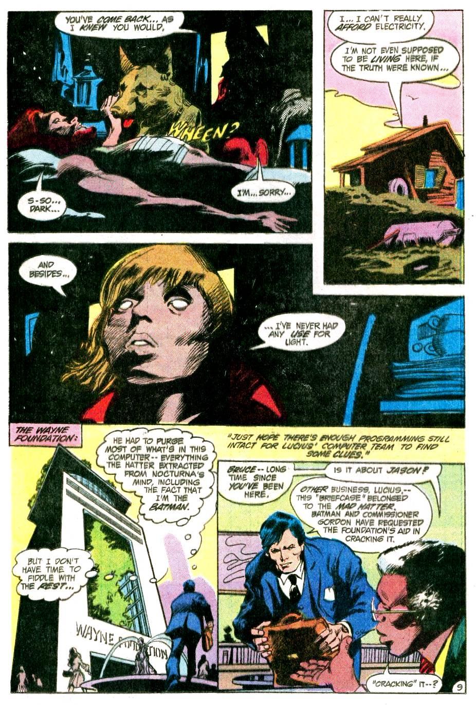 Detective Comics (1937) 545 Page 9