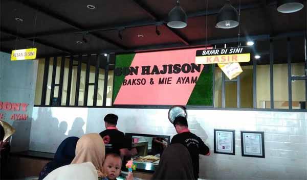 Bakso Sony Metro Lampung