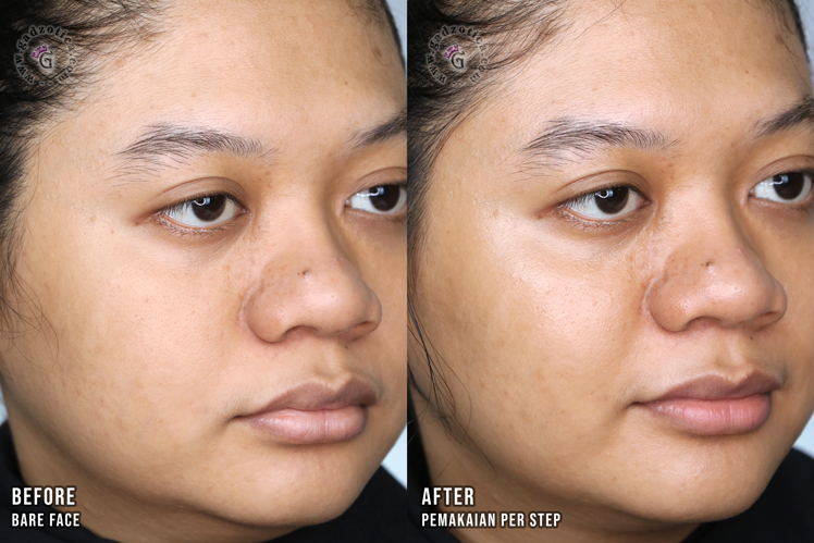 Before After Kiehl's Commemorative Collection