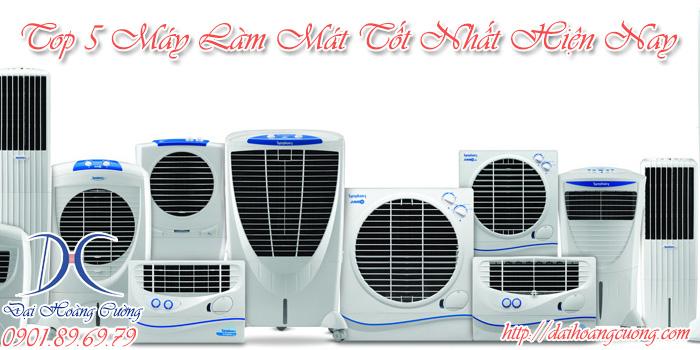 Top 5 máy làm mát không khí tốt nhất hiện nay