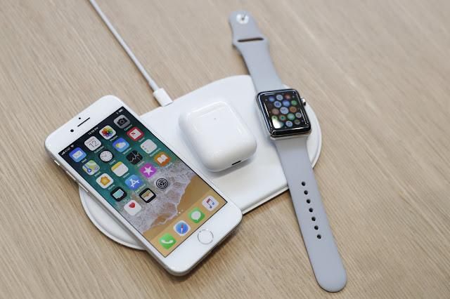 Wirless Charging Apple