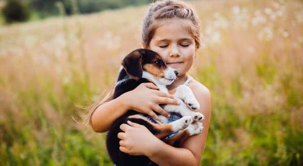 Ini 10 Manfaat Memiliki Hewan Peliharaan Bagi Pertumbuhan Anak