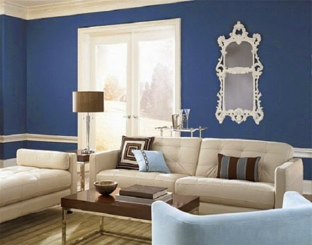 Popular interior wall paint colors 2015 - Interior colour combinations for walls ...