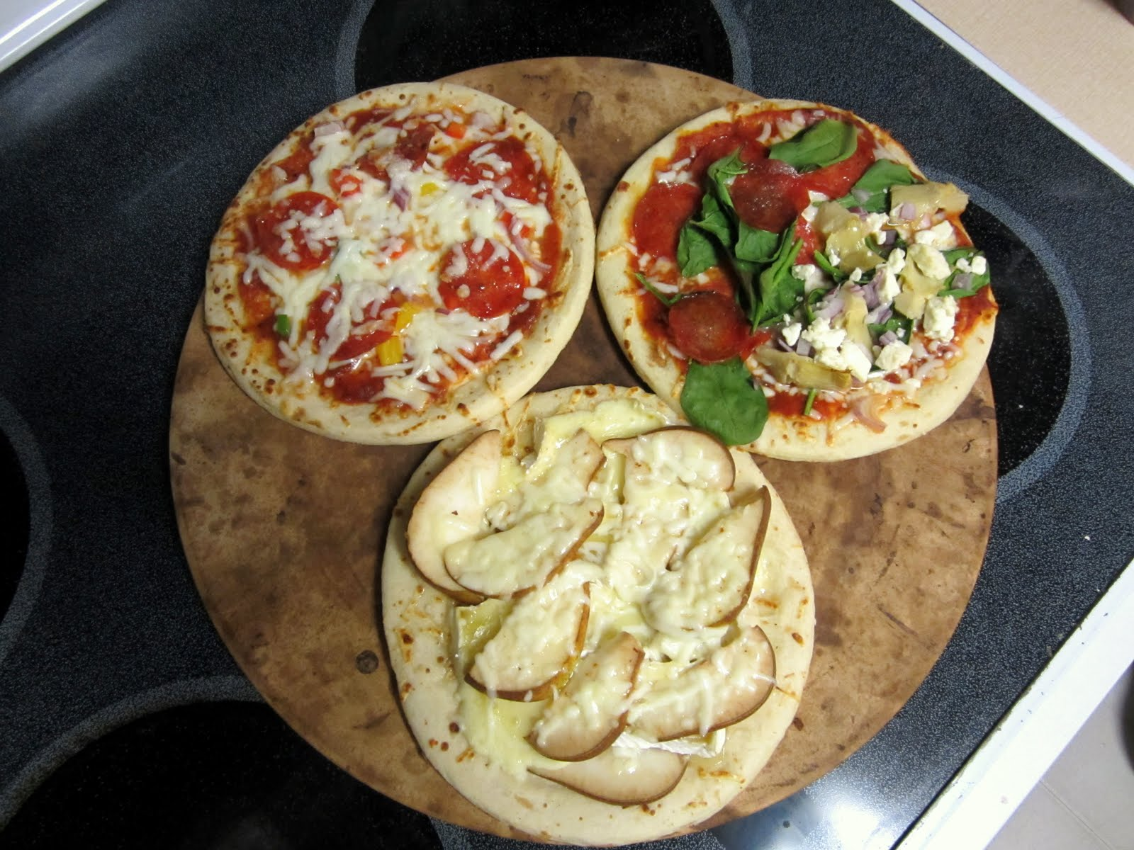Jessvii Recipes Make Your Own Pizza Party
