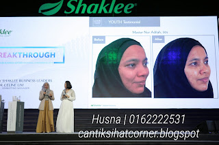 My shaklee youth