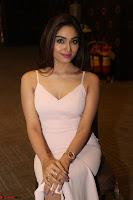 Aishwarya Devan in lovely Light Pink Sleeveless Gown 002.JPG