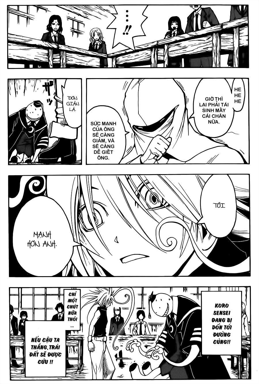 Ansatsu Kyoushitsu chap 31 trang 10