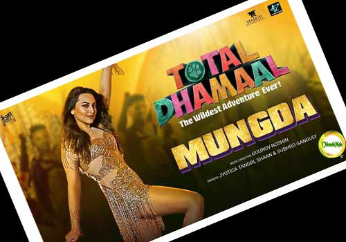 Mungda Song Lyrics-Total Dhamal Movie Poster