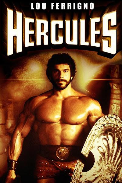 Poster Of Hercules 1983 English 720p BRRip Full Movie Download