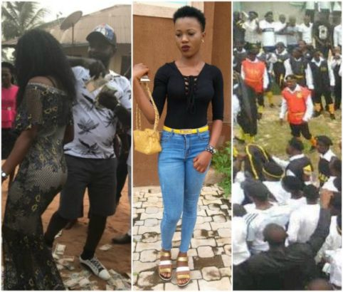 Nigerian lady who wedded man she never dated, invites cult groups to settle case with ex-husband