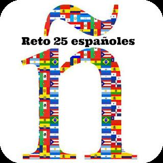Reto 25 españoles en 2017 - Libros que hay que leer