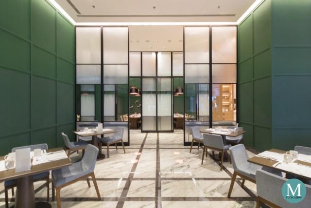 Garden Kitchen at Taipei Marriott Hotel