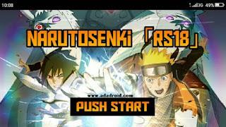 Naruto Senki [RS18] Mod by Ragil Saputra Apk