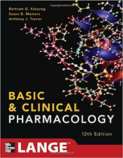 Basic And Clinical Pharmacology 12/E by Bertram G. Katzung PDF Book Download